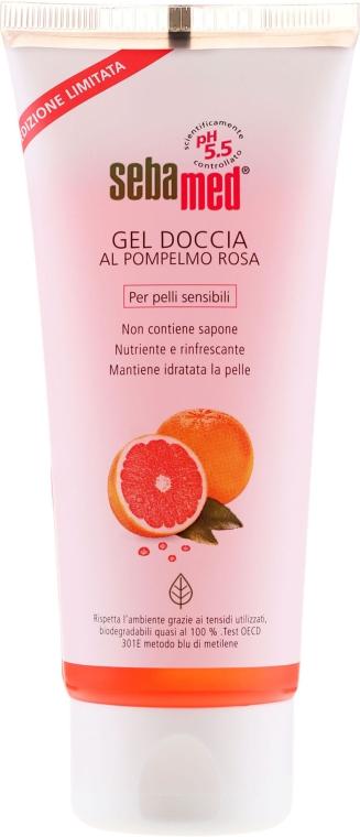 Гель для душа - Sebamed Sensitive Skin Shower Gel With Grapefruit