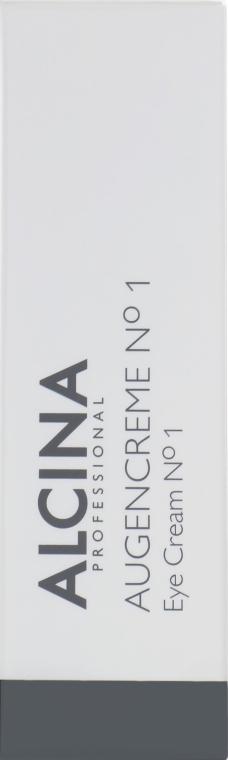 Крем для глаз №1 - Alcina
