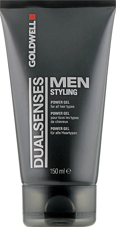 Гель для волосся сильної фіксації - Goldwell Dualsenses For Men Power Gel — фото N1