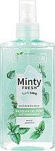 Духи, Парфюмерия, косметика Спрей-антиперспирант для ног - Bielenda Minty Fresh Foot Care Antiperspirant