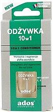 Духи, Парфюмерия, косметика Кондиционер для ногтей 10 в 1 - Ados 10in1 Conditioner