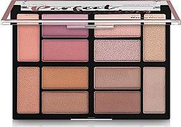 Парфумерія, косметика Палетка для макіяжу, HB-7220 - Ruby Rose Perfect Shading