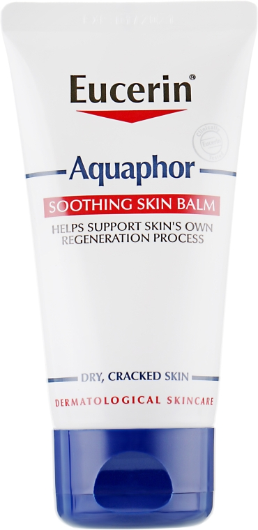 Крем-бальзам, восстанавливающий целостность кожи - Eucerin Aquaphor Soothing Skin Balm