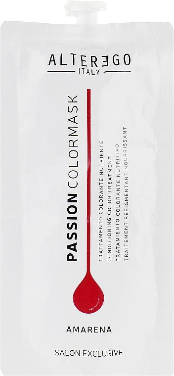 """Тонирующий кондиционер """"Amarena"""" - Alter Ego Passion Color Mask"""
