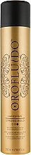 Духи, Парфюмерия, косметика Лак для волос сильной фиксации - Orofluido Styling Strong Hold Hair Spray 3
