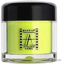 Духи, Парфюмерия, косметика Рассыпчатая флуоресцентная пудра, 4g - Make-Up Atelier Paris Pigment Fluo Powder