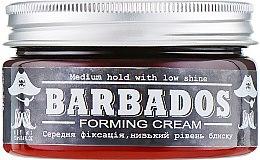 Духи, Парфюмерия, косметика Крем для укладки волос - Barbados Forming Cream