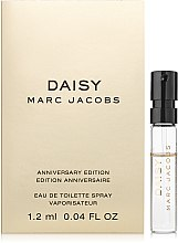 Духи, Парфюмерия, косметика Marc Jacobs Daisy Anniversary Edition - Туалетная вода (пробник)