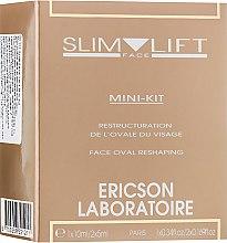 Духи, Парфюмерия, косметика Набор - Ericson Laboratoire Slim Lift Mini Kit (ser/5ml + ser/5ml + cr/10ml)