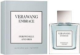 Духи, Парфюмерия, косметика Vera Wang Embrace Periwinkle And Iris - Туалетная вода