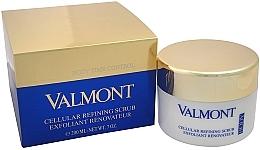 Духи, Парфюмерия, косметика Восстанавливающий клеточный крем-скраб для тела - Valmont Cellular Refining Scrub