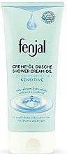 Духи, Парфюмерия, косметика Крем-масло для душа - Fenjal Sensitive Shower Cream-Oil