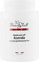 "Духи, Парфюмерия, косметика Альгинатная маска ацерола ""Ацерола"" - Beautyhall Algo Peel Off Acerola Mask"