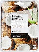 """Духи, Парфюмерия, косметика Тканевая маска для лица """"Кокос"""" - Superfood For Skin Nourishing Sheet Mask"""