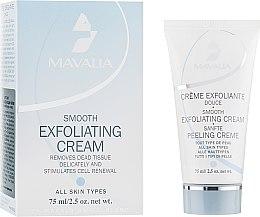 Духи, Парфюмерия, косметика Мягкий отшелушивающий крем - Mavalia Exfoliating Cream