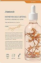 "Духи, Парфюмерия, косметика Лифтинг маска ""Эссенция жимолости"" - Mamonde Flower Lab Essence Mask Honeysuckle"