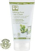 Духи, Парфюмерия, косметика Крем для ног расслабляющий с Диктамелией и мятой - BIOselect Relaxing Foot Care Cream