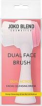 Парфумерія, косметика Щітка для очищення обличчя - Joko Blend Dual Face Brush