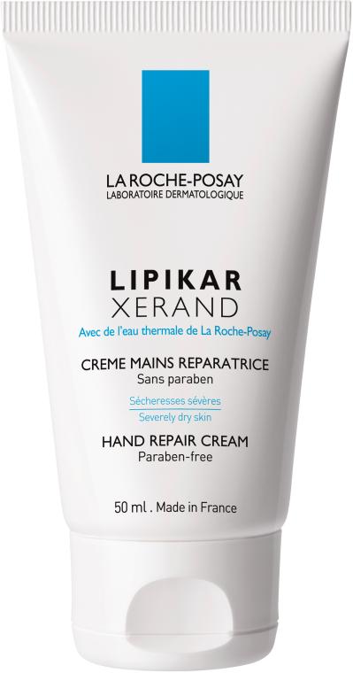 Восстанавливающий крем для рук - La Roche-Posay Lipikar Xerand Hand Repair Cream