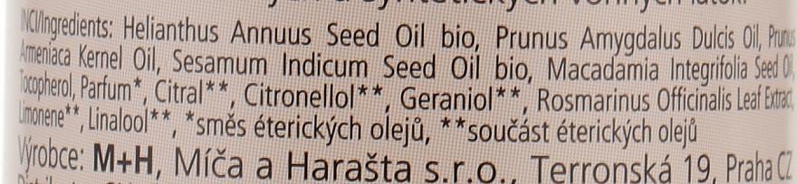 Масажне масло - Saloos — фото N3