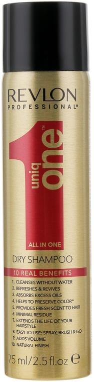 Сухой шампунь - Revlon Professional Uniq One Dry Shampoo