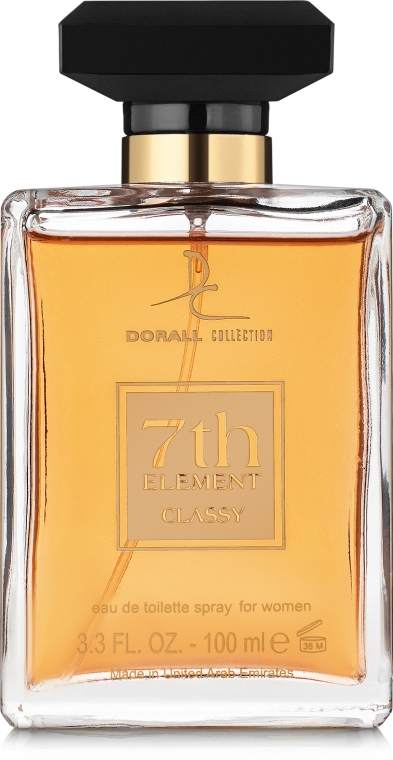 Dorall Collection 7th Element Classy - Туалетная вода