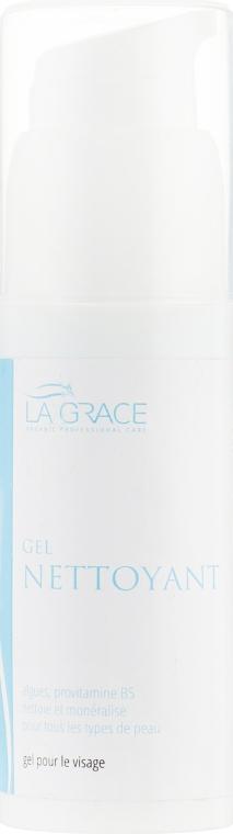 Гель для умывания лица с морскими минералами - La Grace Gel Nettoyant Pour Le Visage