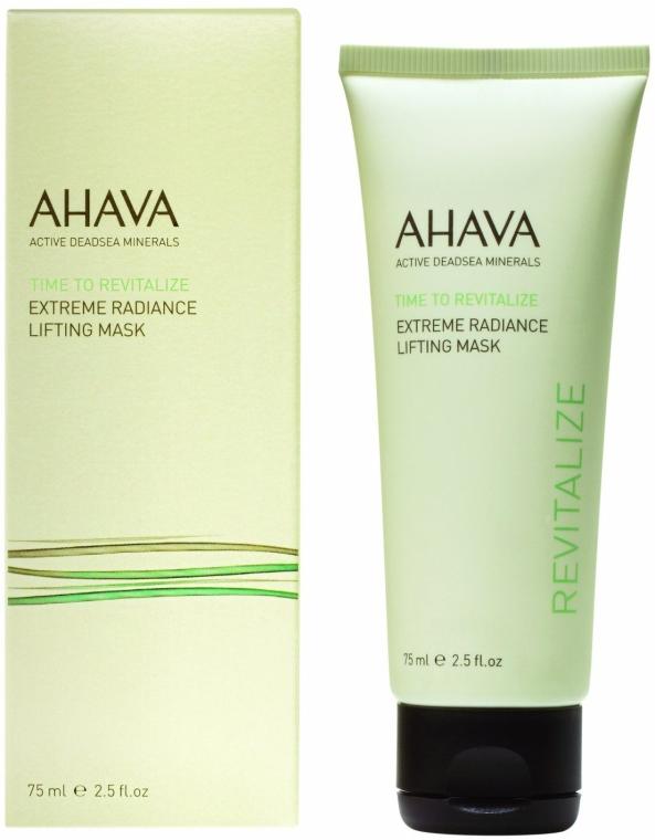 Маска подтягивающая с эффектом сияния - Ahava Time to Revitalize Extreme Radiance Lifting Mask