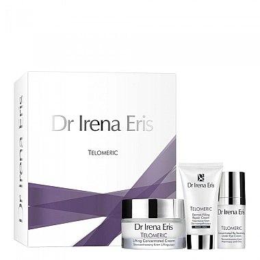 Набор - Dr. Irena Eris Telomeric (cr/50ml + cr/30ml + eye/cr/15ml)