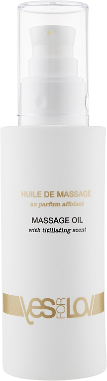 Массажное масло - YESforLOV Titillating Massage Oil
