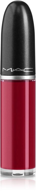 Жидкая помада для губ - M.A.C Retro Matte Liquid Lip Colour