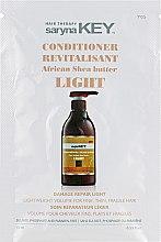 Духи, Парфюмерия, косметика Восстанавливающий кондиционер для волос - Saryna Key Light Conditioner (мини)