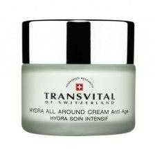 Духи, Парфюмерия, косметика Крем универсальный увлажняющий для лица - Transvital Hydra All Around Cream