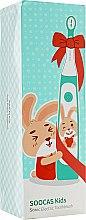 Деская электрическая зубная щетка с увлекательным приложением - Xiaomi Soocas Kids C1 — фото N5