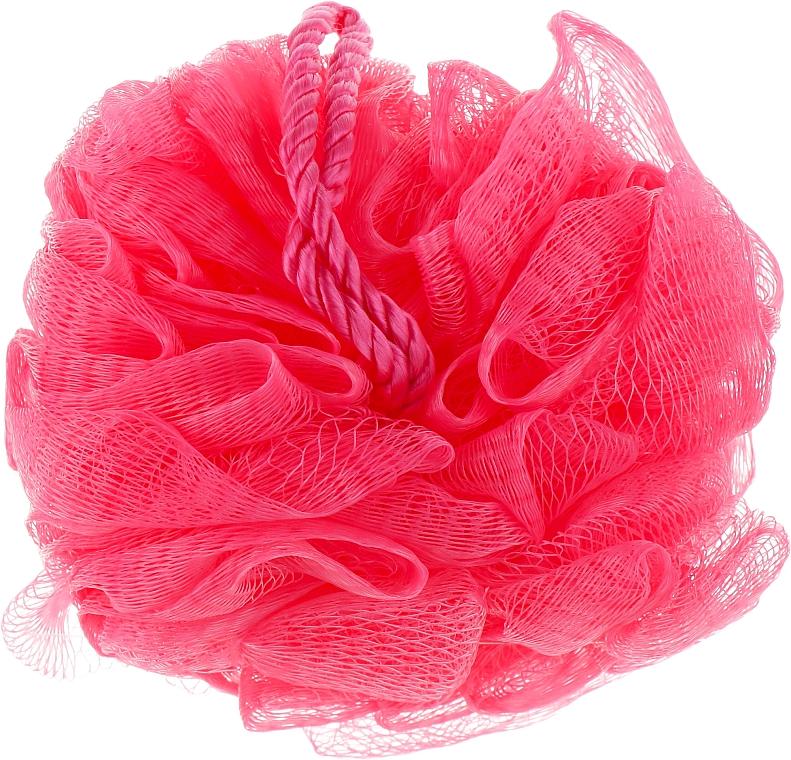 Мочалка для душа, розовая - Titania