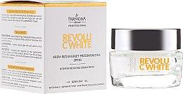 Духи, Парфюмерия, косметика Восстанавливающий крем для лица - Farmona Revolu C White Blemish Reducing Cream SPF30