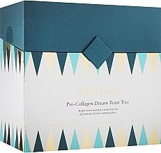 Духи, Парфюмерия, косметика Набор - Elemis Pro-Collagen Dream Team Trio (mask/50ml+n/cr/50ml+oil/15ml)