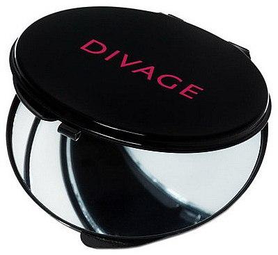 Зеркало двойное с увеличительным стеклом - Divage — фото N2