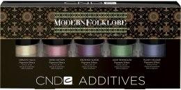 Парфумерія, косметика РАСПРОДАЖА Набір пігментів - CND Additives Modern Folklore Collection *