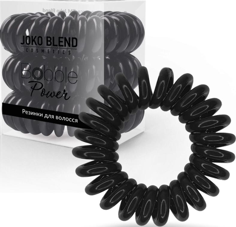 Резинки для волос - Joko Blend Power Bobble Black
