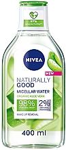 Духи, Парфюмерия, косметика Мицеллярная вода - Nivea Naturally Good Micellar Water