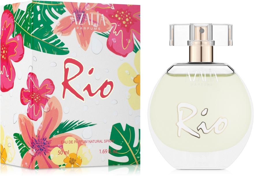 Azalia Parfums Rio - Парфюмированная вода
