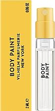Духи, Парфюмерия, косметика Vilhelm Parfumerie Body Paint - Парфюмированная вода (пробник)