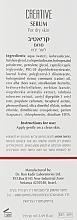 """Сироватка для обличчя """"Омолоджувальна"""" - Dr. Kadir Creative Serum — фото N3"""