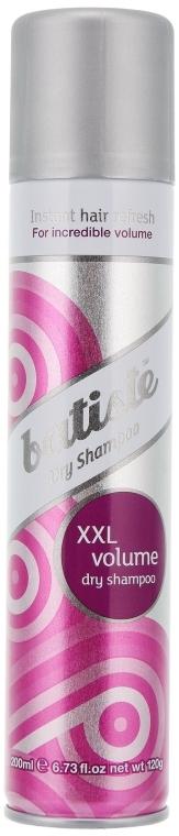Сухой шампунь - Batiste Dry Shampoo XXL Volume