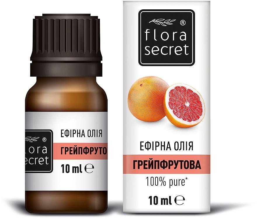 Эфирное масло грейпфрута - Flora Secret