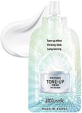 Духи, Парфюмерия, косметика Освежающий крем для лица - Beausta Whitening Tone-Up Cream