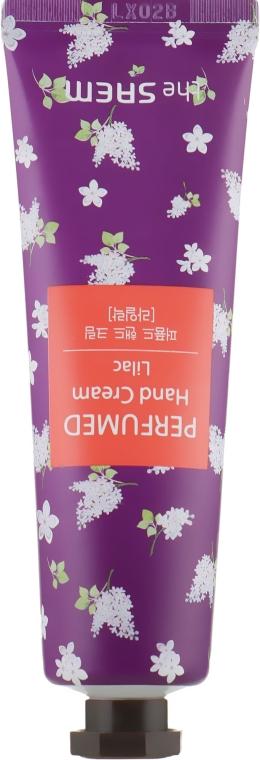 """Крем для рук парфюмированный """"Сирень"""" - The Saem Perfumed Lilac Hand Cream"""