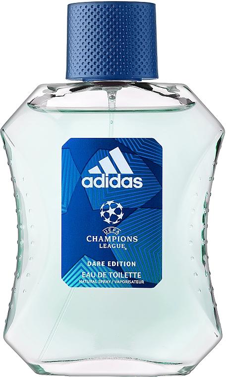 Adidas UEFA Champions League Dare Edition - Туалетная вода