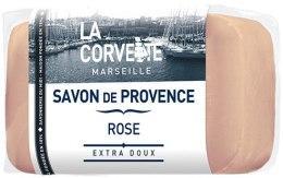 """Духи, Парфюмерия, косметика Прованское мыло """"Роза"""" - La Corvette Provence soap Rose"""